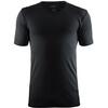 Craft Active Comfort RN SS Shirt Men Black Solid